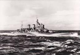 SHIPPING - H.M.S. RENOWN (THIRD STATE) - Warships