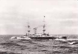 SHIPPING - H.M.S. ROYAL SOVEREIGN - Warships