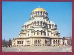 A11997 / Sofia - The Alexander Nevsky Cathedral ,  - Bulgaria Bulgarie Bulgarien Bulgarije - Bulgarie