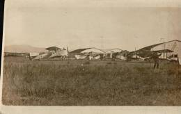 SAINT RAPHAEL    AVIATION    Centre D'aviation Maritime  ,  7 Avions Prêts à Décoller - Saint-Raphaël