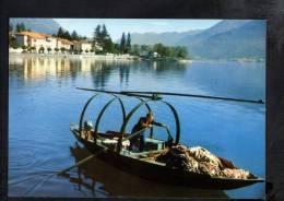 H494 Tipica Imbarcazione Del Lago ( Como ? ) Barca, Boat, Barque - Fotoediz. Brunner E Co. - Altri
