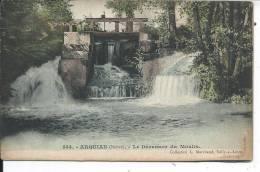 ARQUIAN - Le Déversoir Du Moulin - Frankrijk