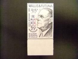 WALLIS Y FUTUNA  WALLIS ET FUTUNA 1995 GENERAL DE GAULLE Yvert & Tellier Nº  PA 190 ** - Wallis Y Futuna