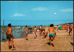 BELGIUM - THE BELGIAN COAST - BEACH VOLLEY - Volleyball