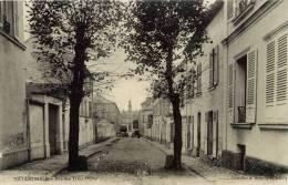 93- VILLEMOMBLE- Rue Des Trois Frères- Etat Luxe - Villemomble