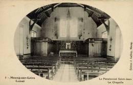 45- MEUNG-sur-LOIRE-Le Pensionnat Saint-Jean-La Chapelle - Frankreich