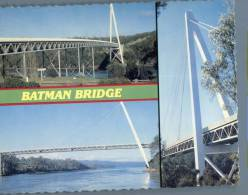 (456) Australia - TAS - Batman Bridge (deck Edge Card) - Lauceston