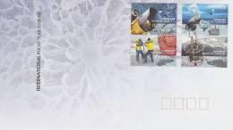 AAT 2008 International Polar Year FDC - Australian Antarctic Territory (AAT)