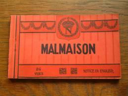 MALMAISON / Carnet 24 Kaarten ( Zie Foto´s Voor Details ) !!