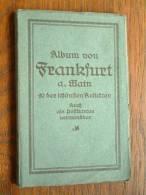 Album Von FRANKFURT Am MAIN / Carnet 20 Kaarten ( Zie Foto´s Voor Details ) !! - Frankfurt A. Main