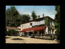 32 - BARBOTAN-LES-THERMES - Hôtel Cante Grit - Façade Sud-Ouest - 1 - Barbotan