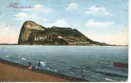 GIBRALTAR - ROCK FROM NW - Gibilterra