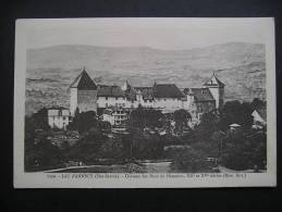 Lac D'Annecy(Hte-Savoie).-Chateau Des Dues De Nemours - Rhône-Alpes