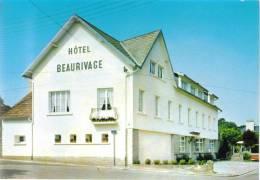 CPM URVILLE NACQUEVILLE (Manche) - L'Hôtel Beaurivage - France
