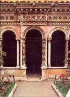 Roma - Santino Cartolina BASILICA DI SAN PAOLO, CHIOSTRO - E94 - Religione & Esoterismo