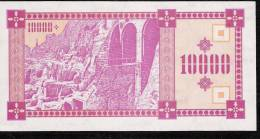 GEORGIA   P39   10.000 LARIS  1993   UNC. - Géorgie