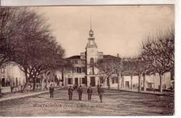 MONTAUROUX.HOTEL DE VILLE. - Other Municipalities