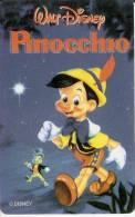 TARJETA DE CANADA DE DISNEY DE PINOCHO (CINE-CINEMA) SIN ACTIVAR - Disney