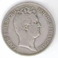 FRANCIA 5 FRANCS 1831 AG - Francia