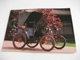 CAR AUTO Prinetti & Stucchi 4 Hp 1899 Museo Torino - Voitures De Tourisme