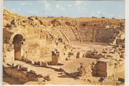ISRAEL - Caesarea - Roman Amphitheater - 1985 - Israel