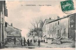 Carte Postale Ancienne De CHESTRES - Other Municipalities