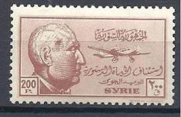 SYRIE PA  N� 121  NEUF *