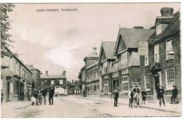 Old Postcard (UK) High Street, Winslow, Buckinghamshire (pk9924) - Buckinghamshire