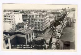RP  Guayaquil , Ecuador, 1910-30s   De Gosto Street View - Ecuador