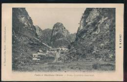 Postes Et Blockhaus Chinois  --- Postes Frontiere Kao - Kha - China