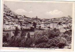 CAROVILLI (IS) Viaggiata Anni 60 Francobollo Caduto - Unclassified