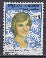 Djibouti 1982 Mi. 333      120 Fr Princess Diana - Dschibuti (1977-...)