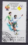 Djibouti 1981 Mi. 291      200 Fr Fussballweltmeisterschaften, Spanien - Dschibuti (1977-...)