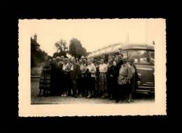 44 - NANTES - Photo D´un Voyage TERRIEN De NANTES - Cars Terrien - Autocar - Plaatsen