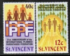 ST. VINCENT    Scott #  356-7**  VF MINT NH - St.Vincent (...-1979)