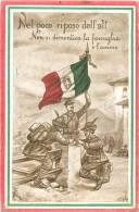 NOEL POCO RIPOSO DELL'ALT NON SIDIMENTICA LA FAMIGLIA E L'AMORE BERSAGLIERI GUERRA BOLOGNA POSTA ESTERA 1915 - Guerra 1914-18
