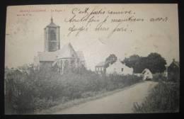 Braine-le-Comte, La Digue I, Circulée En 1906 - 2 Scans - Braine-le-Comte