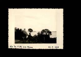 56 - ILE-AUX-MOINES- Vue De L'Ile-aux-Moines - Photo De 1948 - Lieux