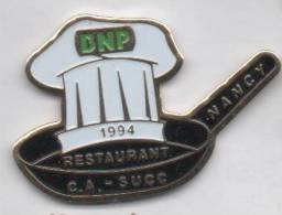 Banque BNP , Restaurant CA SUCC , Nancy - Banken