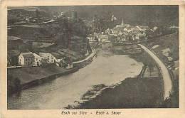 Mars13 1111 : Esch-sur-Sûre  -  Esch A. Sauer - Wiltz