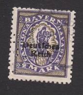 Bavaria, Scott #269, Used, Madonna And Child Overprinted, Issued 1920 - Bavaria