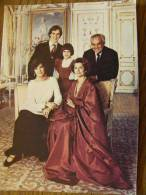 Monaco - Le Prince Souverain Et La Princesse Grace - Prince Albert -Princesse Caroline   - D103472 - Royal Families