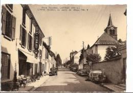 Isère - 38 - Laffrey Hotel Humblot Au Centre Du Village , Route Napoléon , Ed Photo Gagnières - Laffrey
