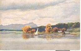 GER167 - Würmsee - Painting Litho - Germania