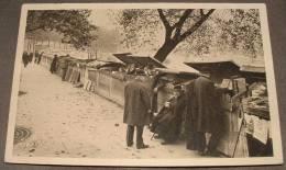 Paris - Bouquinistes Du Quai Malaquais - Petits Métiers à Paris