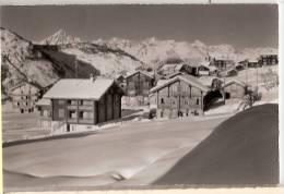 CP Grächen  Wallis  Bietschhorn Jungfrau  Nesthorn Aletschhorn Valais Suisse - VS Valais