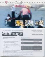 Prepaidcard Deutschland  - T - Card  - Holiday - 02/02 - 3 DM - Deutschland