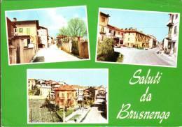 Vedutine Di Brusnengo (Bi) Anni 60/70 Ed. G.Bonda Biella - Other Cities