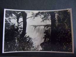 Rhodesie Victoria Falls A View Of The Eastern Cataract Published By The Rhodesia Railways - Zimbabwe