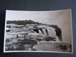 Rhodesie Victoria Falls The Rapids Above The Main Falls As Seen From Cataract Island Published By The Rhodesia Railways - Zimbabwe